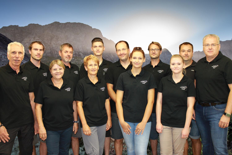 Mitarbeiter des Radshop Obersbergers